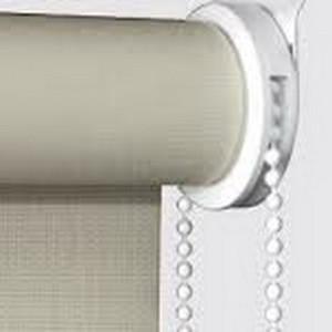 Rolgordijn verduisterd latex rug (Budget)