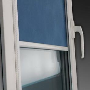 Rolgordijn speciaal voor tuimel en kantel ramen zonder boren