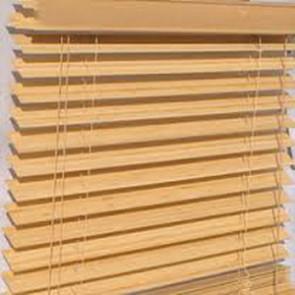 Bamboe Jaloezieën 25 mm (Budget)